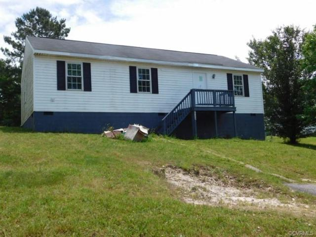 2120 Hazelwood Avenue, Hopewell, VA 23860 (MLS #1916449) :: EXIT First Realty
