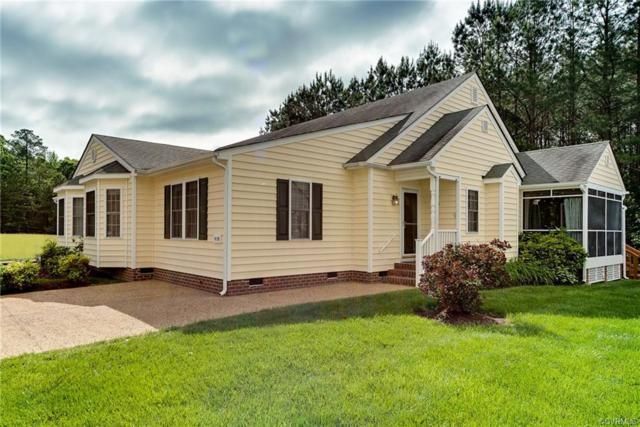 812 Fort Hayes Court #B, Petersburg, VA 23805 (#1916474) :: 757 Realty & 804 Homes