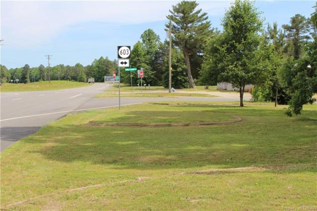 00 Tidewater Trail, Jamaica, VA 23079 (MLS #1916508) :: EXIT First Realty