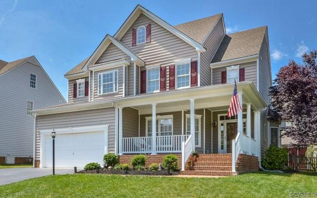 9089 Lunette Lane, Mechanicsville, VA 23116 (MLS #1916590) :: EXIT First Realty