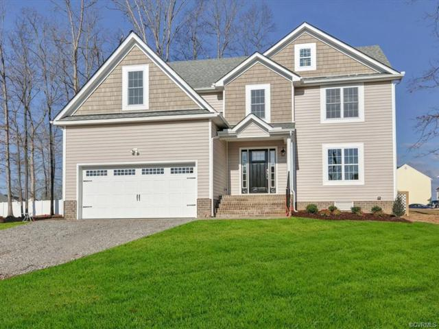 8101 Canberra Drive, North Chesterfield, VA 23237 (#1916690) :: Abbitt Realty Co.