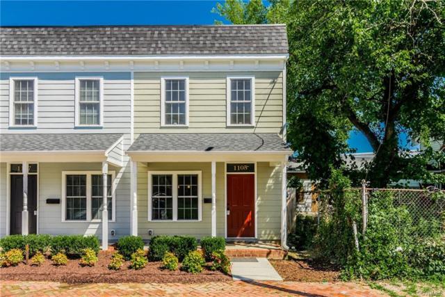 1105 N 27th Street, Richmond, VA 23223 (MLS #1916708) :: Small & Associates