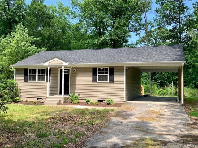 4411 Mount Sinai Road, Prince George, VA 23875 (MLS #1916931) :: EXIT First Realty
