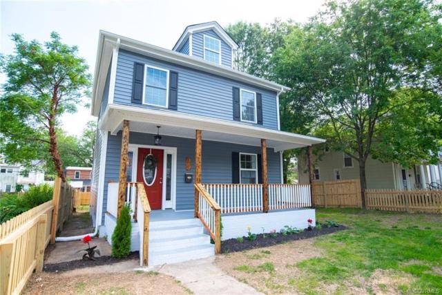 719 E Gladstone Avenue, Richmond, VA 23222 (#1916981) :: Abbitt Realty Co.
