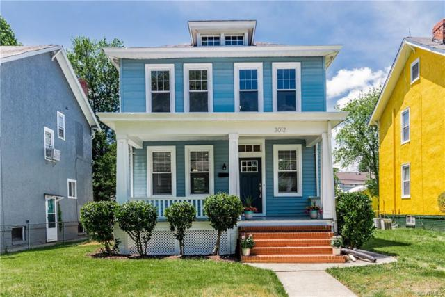3012 Griffin Avenue, Richmond, VA 23222 (MLS #1916998) :: EXIT First Realty