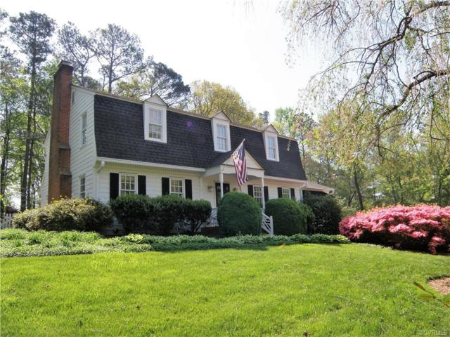 317 Janlar Drive, Chesterfield, VA 23235 (MLS #1917078) :: EXIT First Realty