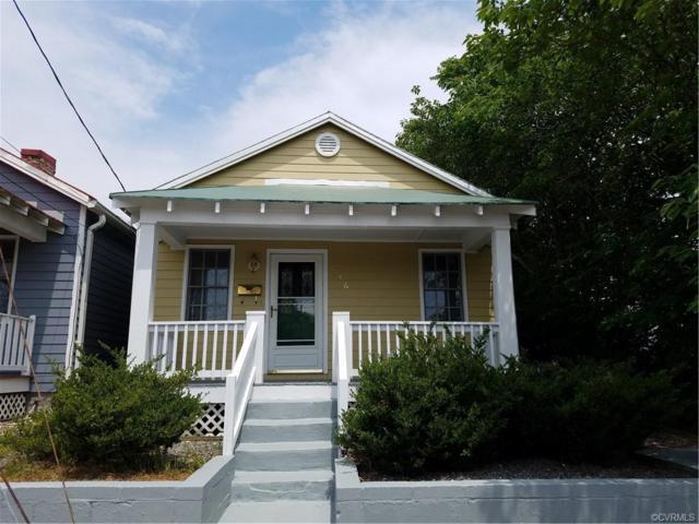 236 E 14th Street, Richmond, VA 23224 (MLS #1917090) :: Small & Associates