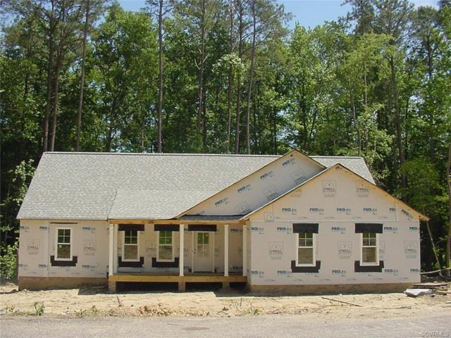 1853 Walkerton Road, North Chesterfield, VA 23236 (MLS #1917152) :: EXIT First Realty