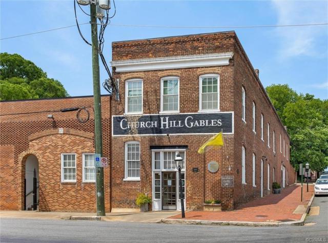 2418 E Franklin Street U103, Richmond, VA 23223 (#1917201) :: 757 Realty & 804 Homes