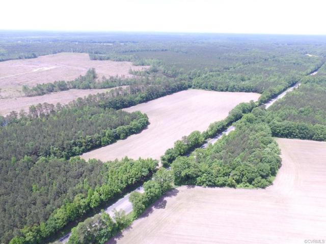 40 AC County Drive, Disputanta, VA 23842 (#1917291) :: Abbitt Realty Co.