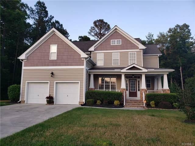 15501 Parkgate Drive, Chester, VA 23831 (MLS #1917513) :: Small & Associates