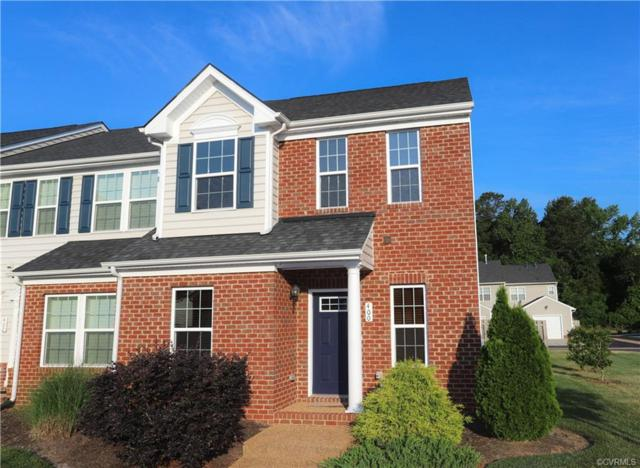 400 Lewis Burwell Place, Williamsburg, VA 23185 (MLS #1917814) :: The RVA Group Realty