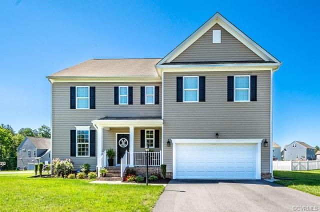 10113 Cameron Ridge Drive, Ashland, VA 23005 (MLS #1917942) :: EXIT First Realty