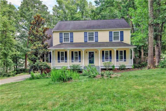 3105 Brewster Drive, Henrico, VA 23233 (MLS #1917964) :: HergGroup Richmond-Metro