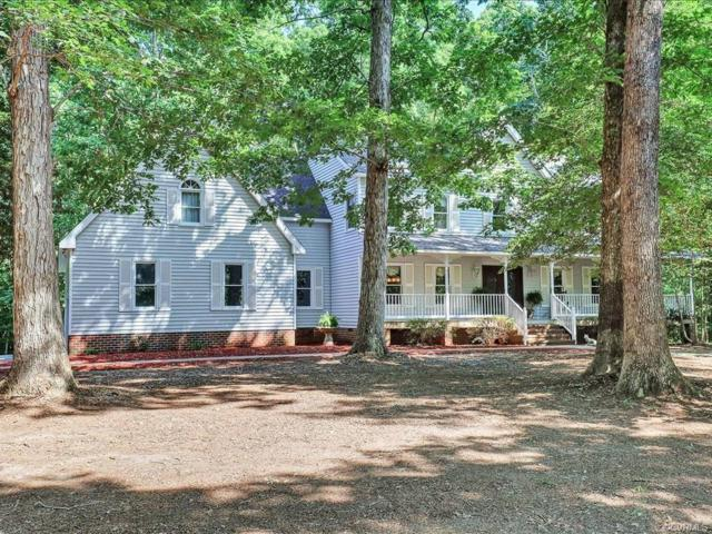 1747 Fox Downs Lane, Oilville, VA 23129 (MLS #1918096) :: EXIT First Realty