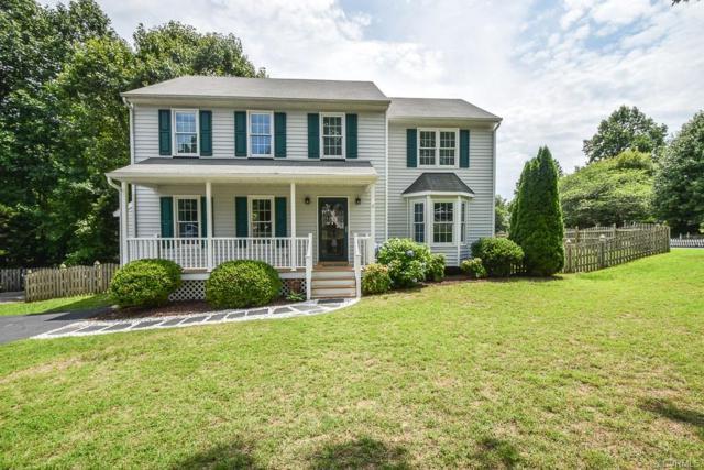6189 Bunsworthy Place, Mechanicsville, VA 23111 (MLS #1918235) :: Small & Associates