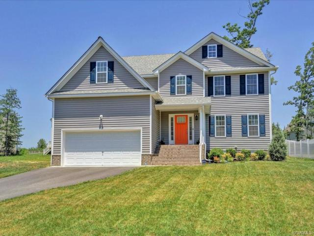 5214 Goldburn Drive, North Chesterfield, VA 23237 (MLS #1918241) :: Small & Associates