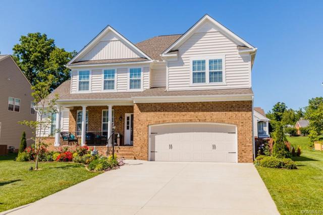 8626 Oakham Drive, Mechanicsville, VA 23116 (MLS #1918434) :: EXIT First Realty