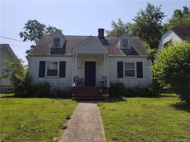 3302 E Broad Rock Road, Richmond, VA 23224 (#1918510) :: 757 Realty & 804 Homes