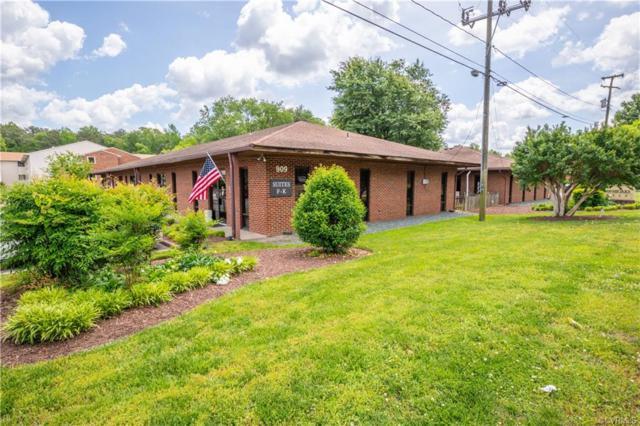 909 Hioaks Road, Richmond, VA 23225 (#1918531) :: Abbitt Realty Co.
