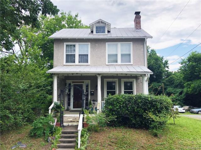 2401 5th Avenue, Richmond, VA 23222 (MLS #1918642) :: EXIT First Realty
