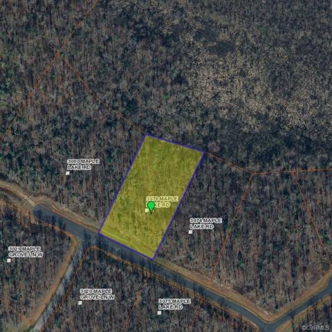 3078 Maple Lake Road, Powhatan, VA 23139 (#1918663) :: Abbitt Realty Co.