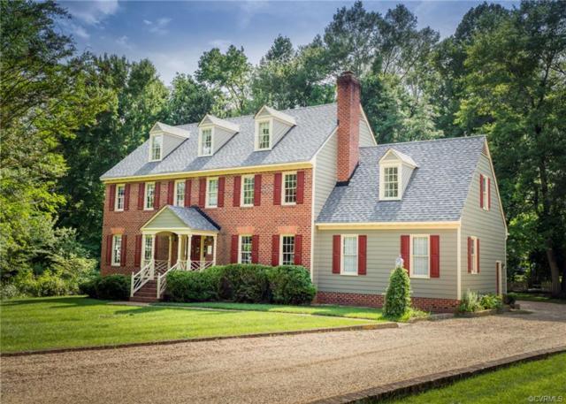 8293 Ellerson Green Terrace, Mechanicsville, VA 23116 (#1918704) :: Abbitt Realty Co.