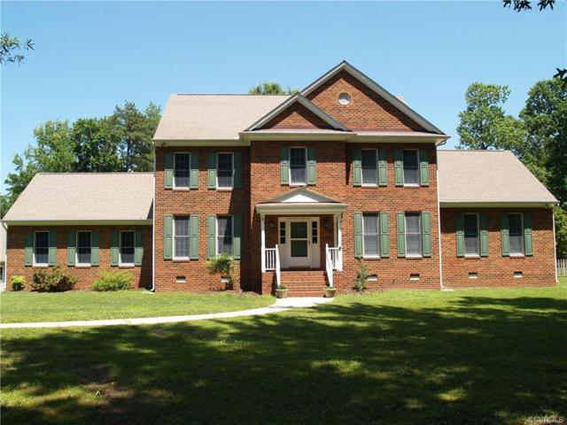 13610 Stage Road, Lanexa, VA 23089 (MLS #1918803) :: EXIT First Realty