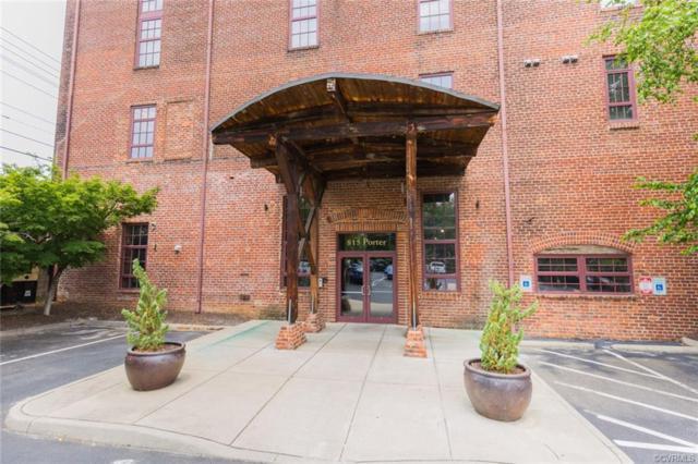 815 Porter Street U219, Richmond, VA 23224 (MLS #1918885) :: The RVA Group Realty