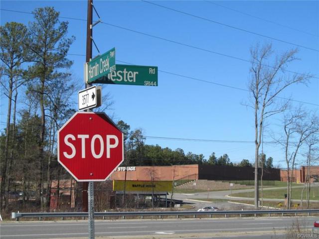4201 Hamlin Creek Parkway, Chesterfield, VA 23831 (MLS #1918943) :: EXIT First Realty