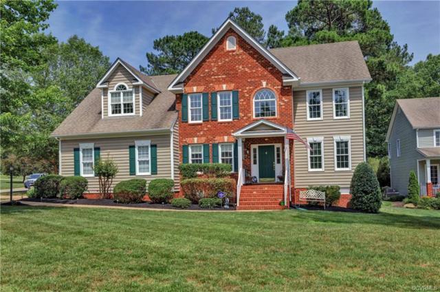 8000 Hampton Arbor Circle, Chesterfield, VA 23832 (#1918993) :: Abbitt Realty Co.