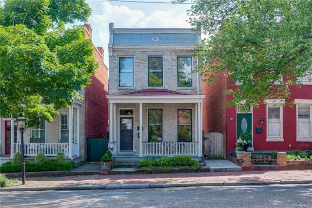2819 E Grace Street, Richmond, VA 23223 (MLS #1919026) :: EXIT First Realty