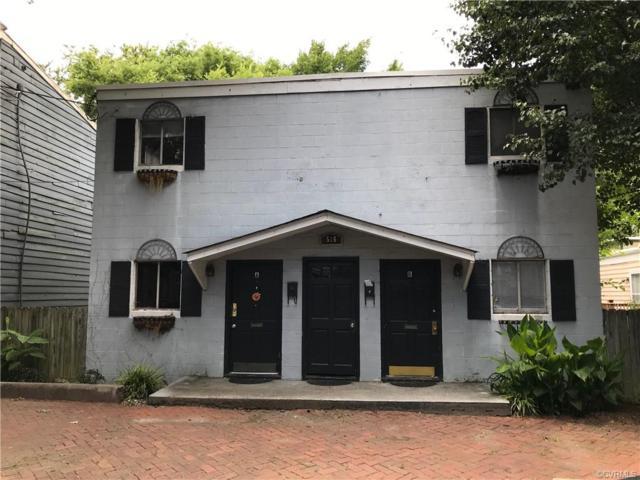 516 N 27th Street, Richmond, VA 23223 (MLS #1919091) :: EXIT First Realty