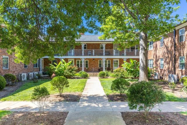 4030 Forest Hill Avenue U14, Richmond, VA 23225 (MLS #1919200) :: EXIT First Realty
