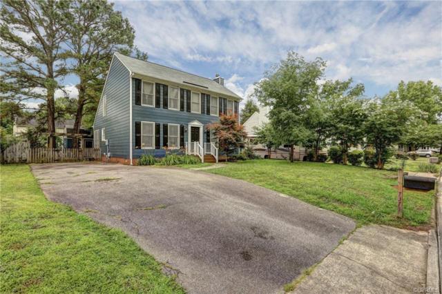 7371 River Pine Drive, Mechanicsville, VA 23111 (MLS #1919316) :: EXIT First Realty