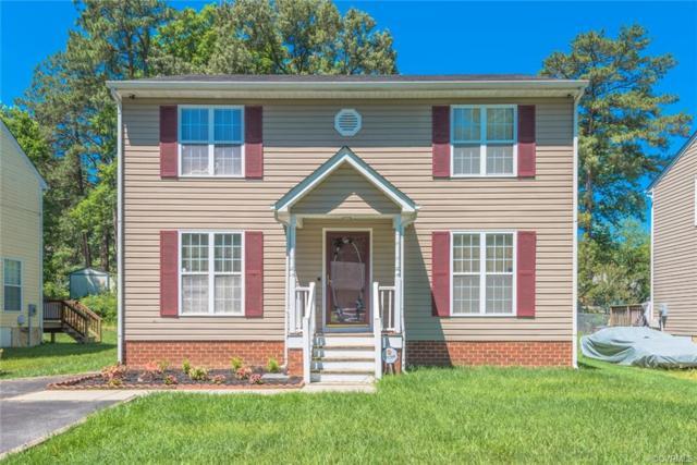 313 Defense Avenue, Sandston, VA 23150 (#1919335) :: Abbitt Realty Co.