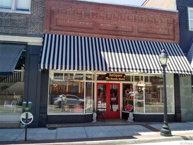 231 N Main St, Farmville, VA 23901 (MLS #1919387) :: EXIT First Realty