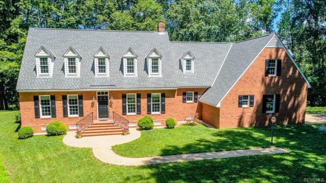 9281 Pamunkey Crest Drive, Mechanicsville, VA 23111 (#1919410) :: 757 Realty & 804 Homes