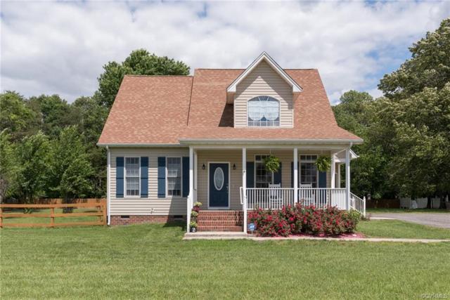 22467 Telegraph Road, Ruther Glen, VA 22546 (#1919455) :: 757 Realty & 804 Homes