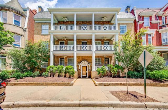 1630 Monument Avenue #14, Richmond, VA 23220 (MLS #1919480) :: Small & Associates