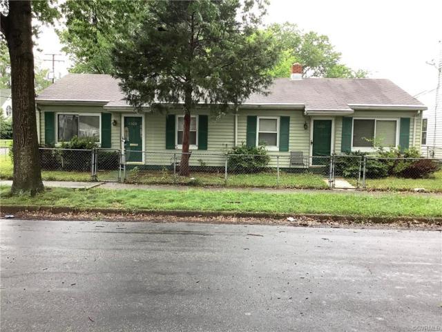 1302 N 34th Street, Richmond, VA 23223 (MLS #1919494) :: Small & Associates