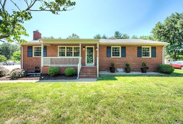 7140 Creighton Road, Mechanicsville, VA 23111 (MLS #1919689) :: EXIT First Realty