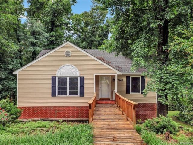 7147 Foxbernie Drive, Mechanicsville, VA 23111 (MLS #1919731) :: EXIT First Realty