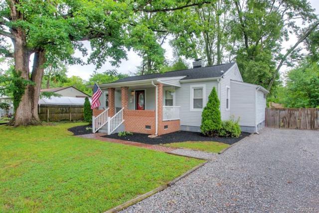 116 Federal Street, Sandston, VA 23150 (#1919766) :: 757 Realty & 804 Homes