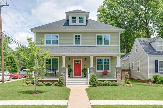 4720 W Franklin Street, Richmond, VA 23226 (MLS #1919840) :: EXIT First Realty