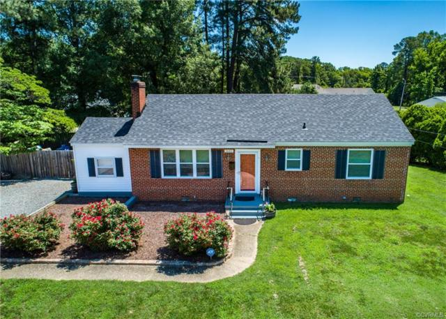 1601 Leicester Road, Richmond, VA 23225 (#1919889) :: 757 Realty & 804 Homes