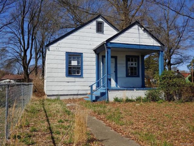 100 31st Street, Richmond, VA 23224 (MLS #1919914) :: EXIT First Realty