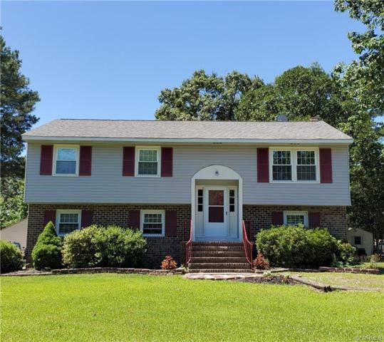 9737 Graves Road, Chesterfield, VA 23803 (MLS #1919923) :: EXIT First Realty