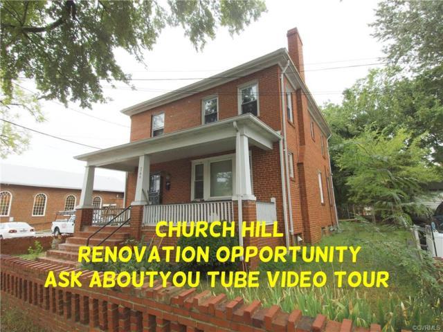 3105 P Street, Richmond, VA 23223 (MLS #1919935) :: Small & Associates