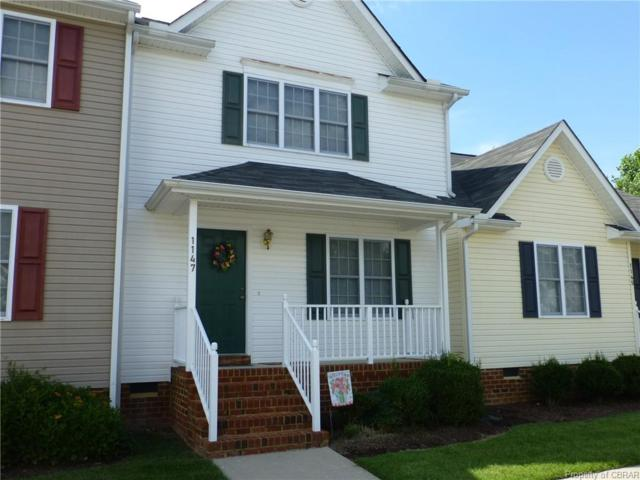 1147 Settlers Landing Drive, Tappahannock, VA 22560 (MLS #1919964) :: EXIT First Realty